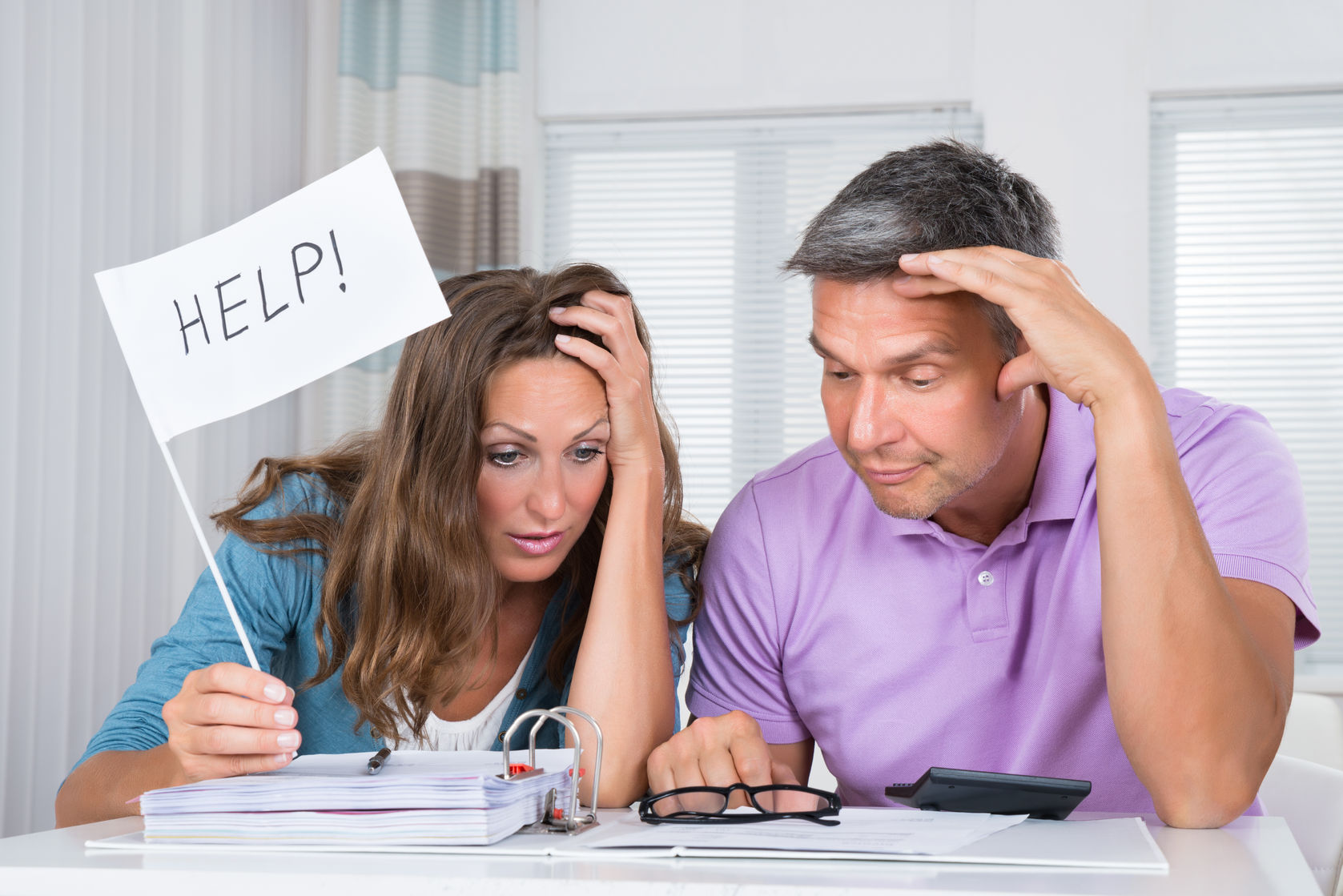 Help with your finances