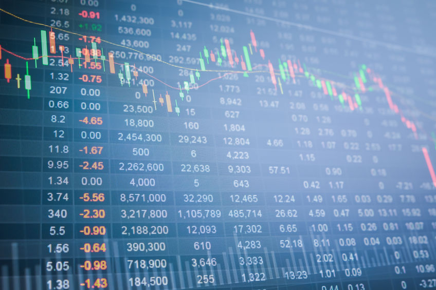 How bankruptcy affects stock
